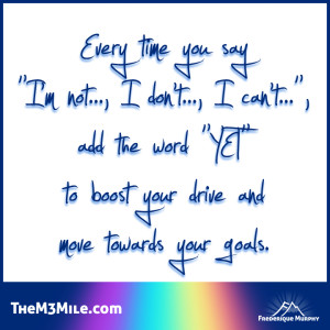 The M3 Mile Podcast #1-05 | The Amazingly Simple Strategy to Open Your World of Possibilities